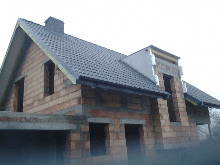 """Budynek jednorodzinny """"Dom w amarylisach"""""""