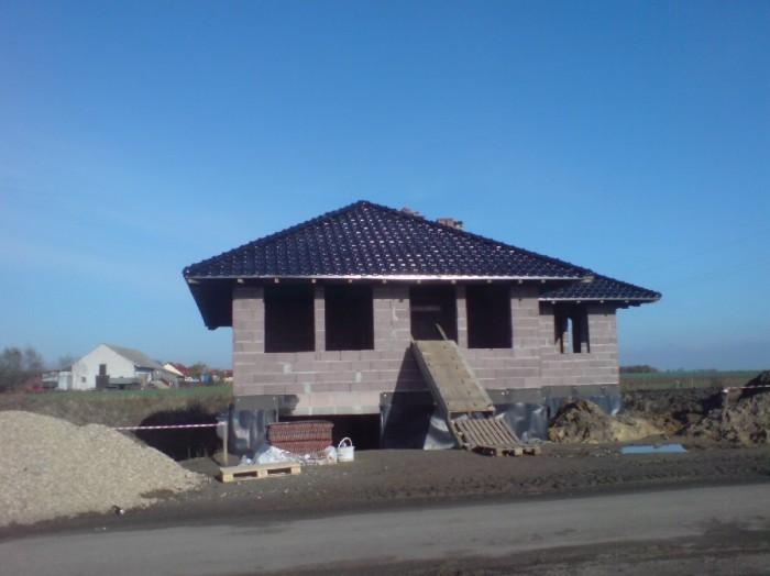 """Budynek jednorodzinny """" Gustaw GL 289″"""