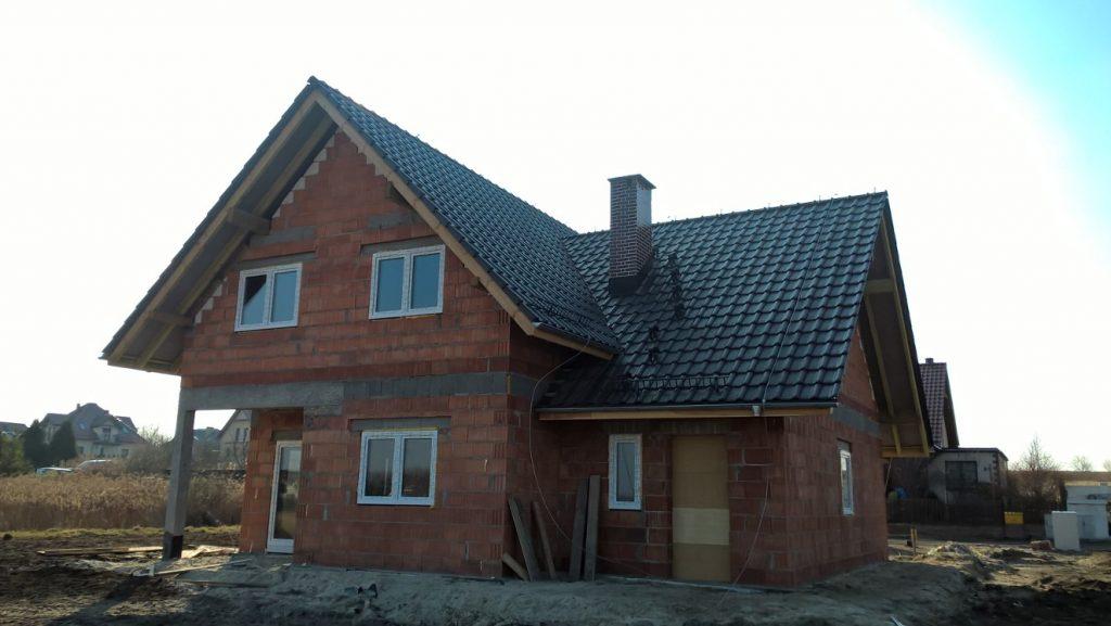 Dom jednorodzinny Wilkszyn