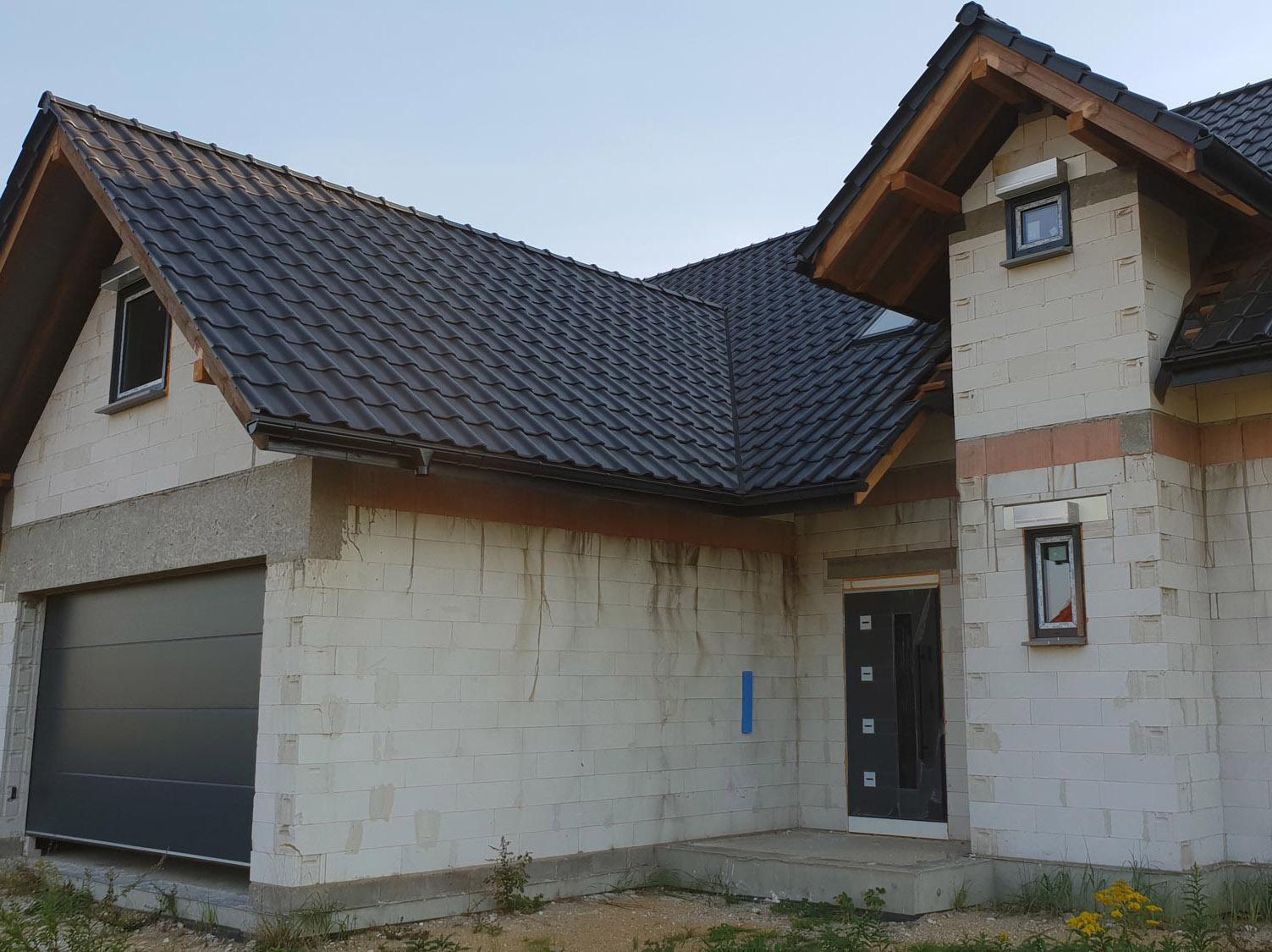 Dom jednorodzinny o powierzhcni 188 m2 w Smolcu